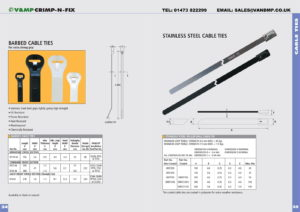 Barbed & Stainless Ties p34-35